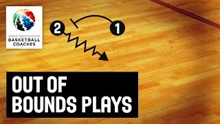 Out of Bounds Plays - Anne Donovan - Basketball Fundamentals - dooclip.me
