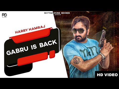 Gabru Is Back  Harry Hamraj
