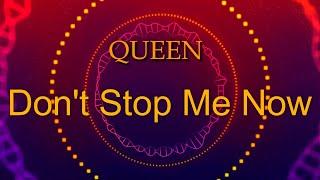 Queen - Don't Stop Me Now - (Letra/Lyrics) Lyrics English - Letra en Español