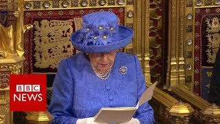 LIVE: State Opening of Parliament, The Queen's speech- BBC NEWS - Video Youtube