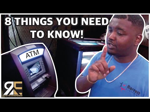 , title : 'ATM BUSINESS - 8 Things You NEED TO KNOW!