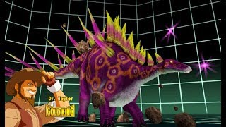 DinosaurKingArcadeGame恐竜キング-SecretBattle-SuperAlphaKentrosaurus