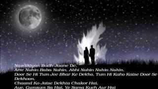 Chand Chupa Hum Dil De Chuke Sanam Full Song With Lyrics Hq