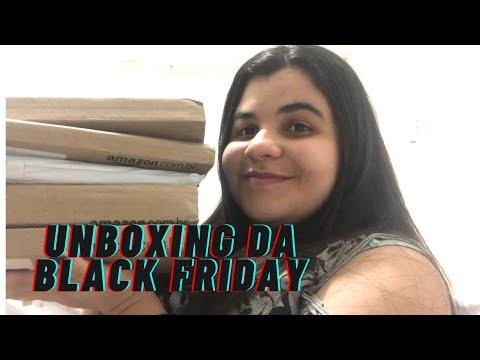 Unboxing de livros da Black Friday | Lendo com Bia