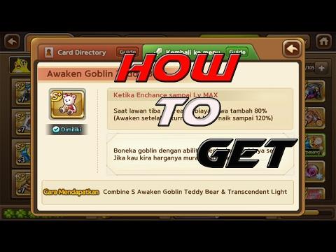 Video Cara mendapatkan pendant S+ Goblin Teddy Bear~Line Let's Get Rich #53