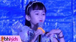 ÔNG TIÊN VUI - Bé Tú Anh | Nhạc Thiếu Nhi Vui Nhộn [MV]