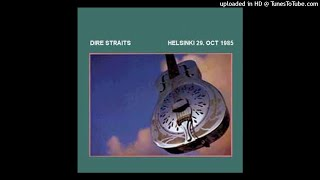 DIRE STRAITS - Two Young Lovers - LIVE Helsinki 1985/10/28