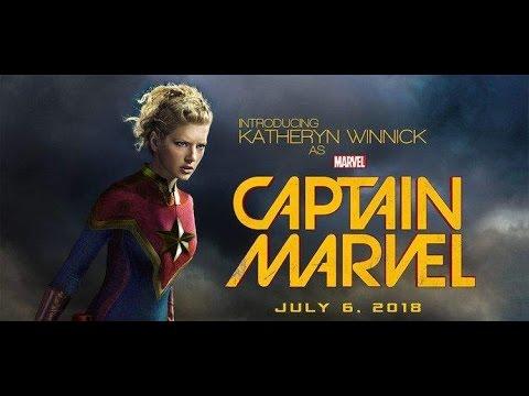 captain marvel o filme