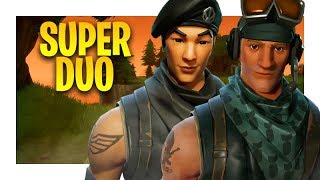 WHEN TWO GODLIKE PLAYERS PLAY TOGETHER! SVENNOSS FT. RazZzero0o (FORTNITE BATTLE ROYALE GAMEPLAY)