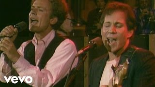 Simon & Garfunkel 'Late In The Evening (from 'The Concert In Central Park')'