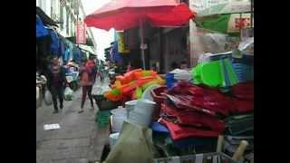 preview picture of video '2012_Zhongdian 中甸县 ou xian de Shangri-La 香格里拉县 (Xiānggélǐlā Xiàn) 四川'