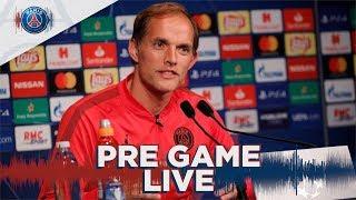PRE GAME LIVE Belgrade 🆚Paris Saint-Germain    #PSGlive