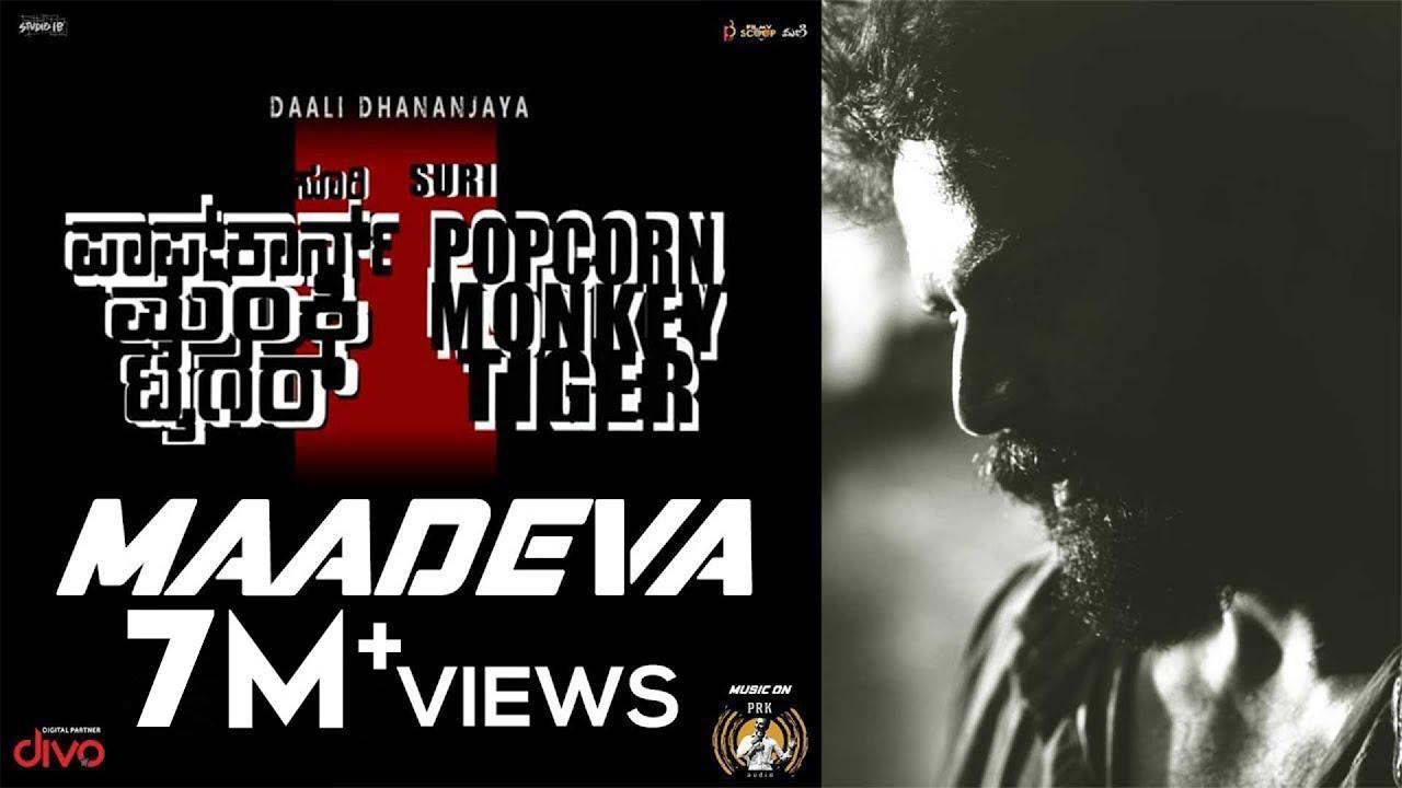 Maadeva lyrics - Popcorn Monkey Tiger - spider lyrics