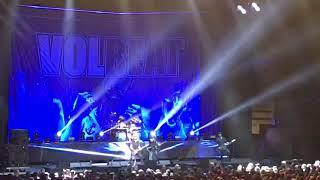 Volbeat  Last Day Under The Sun Live