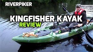 Kingfisher Kayak review - ( video 109)