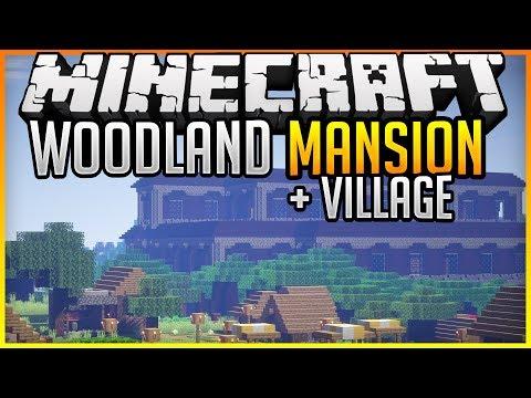 minecraft mansion seed pe