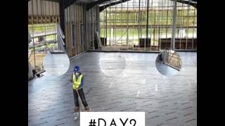Flowscreed Awarded New Project Bury St Edmund's in Suffolk