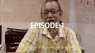 Bras Basah Shopkeeper Stories 1