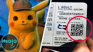 POKÉMON Detective Pikachu Trailer Breakdown and Reaction!