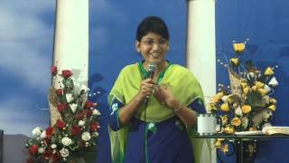 20-1-16 Bible Study Series On Sanctification - Pastor Pramila Jeyaraj