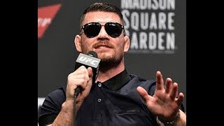 UFC 217: Post-fight Press Conference