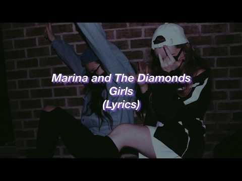 Marina and the Diamonds Family Jewels (song) Lyrics