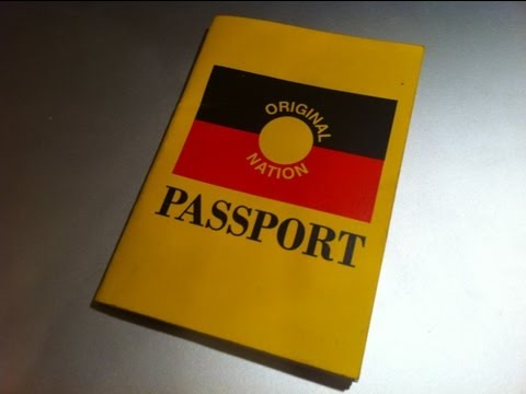 Aboriginal Passports issued to asylum seekers prevented from entering Australia