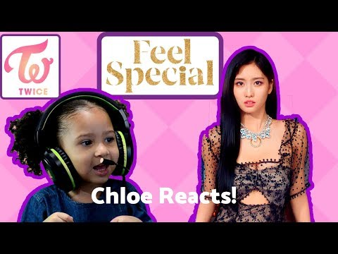 Chloe Reacts to Twice's Feel Special Video