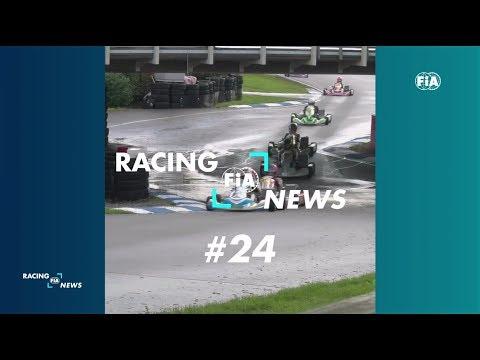 FIA Racing News #24