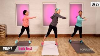 Popsugar Fitness: 10 Min Ultimate Warmup