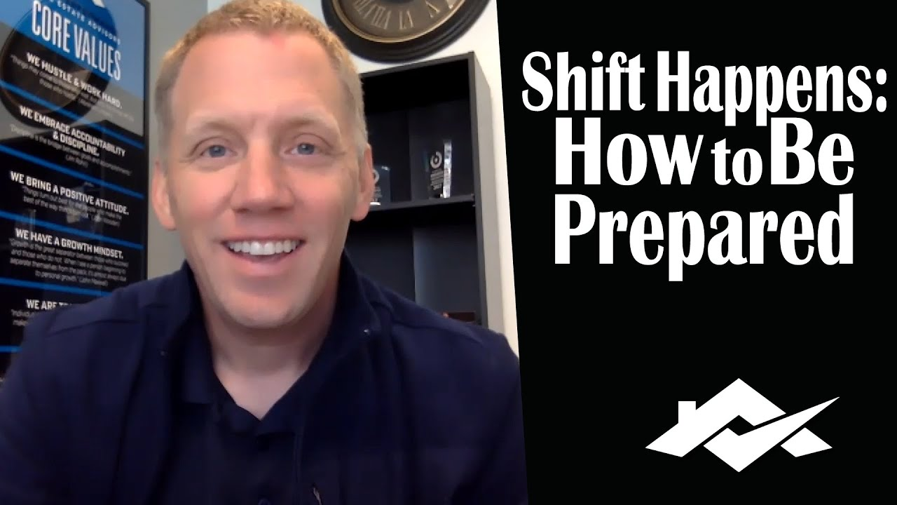 Shift Happens: How to Be Prepared