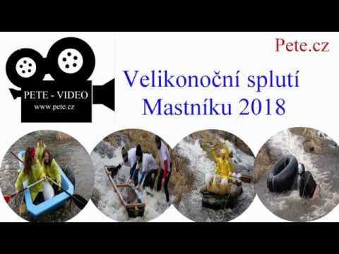 XXX. ročník Velikonočního splutí potoku Mastník