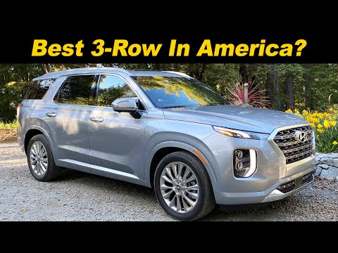 External Review Video XkmD8dpy98s for Hyundai Palisade Crossover (OL)