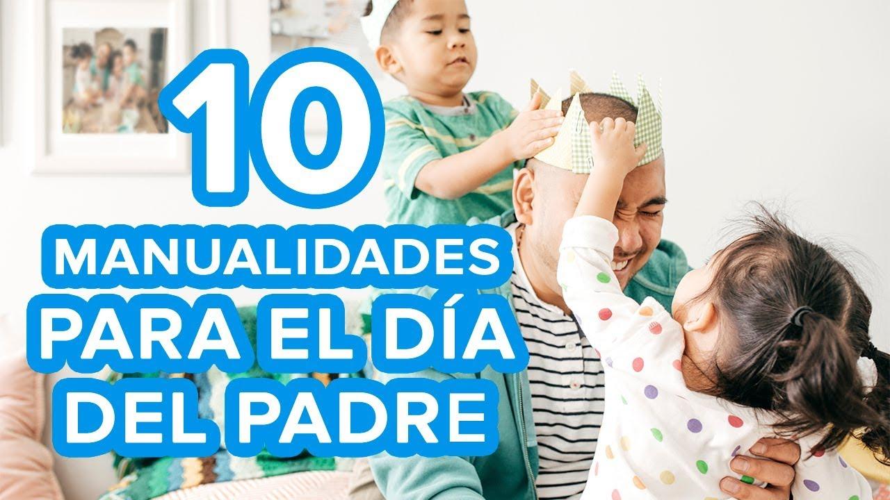 10 Manualidades para el Día del Padre | Regalos caseros para los padres ????????