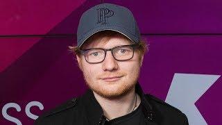 Ed Sheeran Reveals Secret Struggle With Substance Abuse