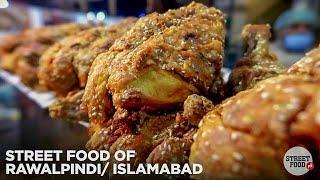 Pindi Street Food | Quail, Sajji, Seafood etc at Stadium Road | Pakistani Street Food | Islamabad