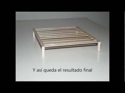 Tutorial Somier. Bedspring Tutorial