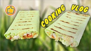Cooking VLOG: Вкуснейшая Шаурма и Стейк на Гриле, Очень СОЧНО! | Юлия Ковальчук