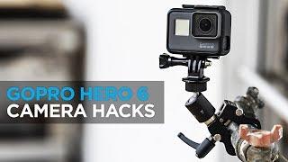 GoPro Hero 6 Black Camera Hacks