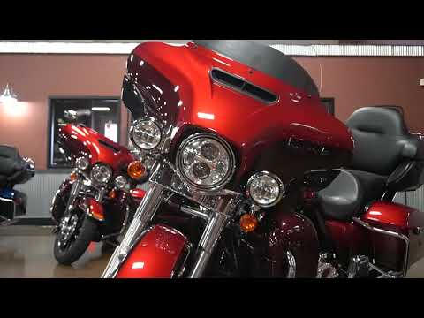 2019 Harley-Davidson Ultra Limited in Mauston, Wisconsin - Video 1