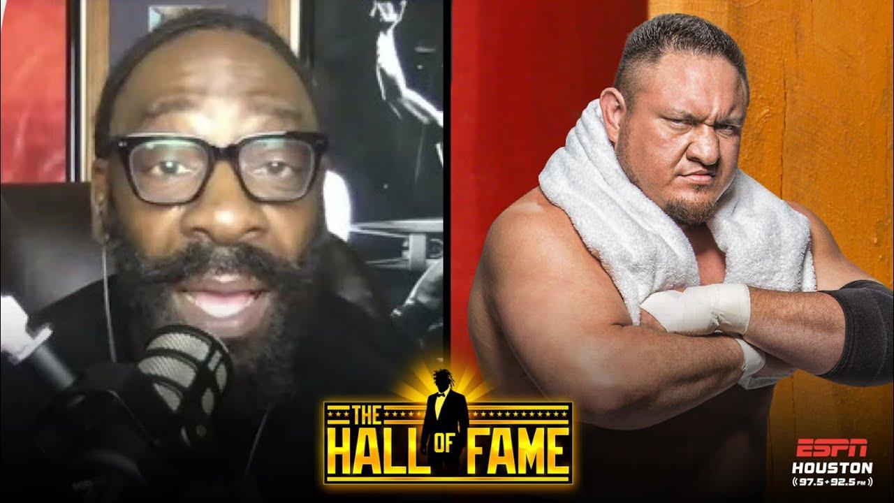 Booker T Reacts To WWE Releasing Samoa Joe And The IIconics