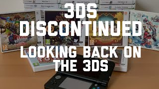 Nintendo 3DS Discontinued - My thoughts on this great little system