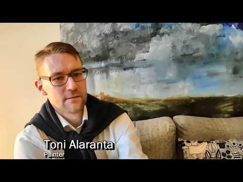 Toni Alaranta - painter