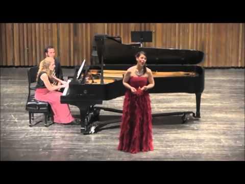 Deh vieni non tardar from Mozart's Le Nozze di Figaro