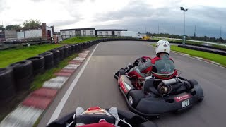 D-Max Go Karting battle at Daytona Sandown Park (Esher)