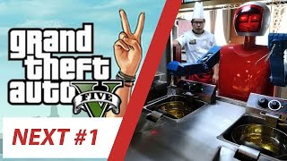 Kochende Roboter und Senioren die GTA 5 spielen - NEXT #1