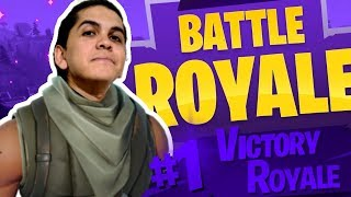 FORTNITE! QUE TAN MALO SOY? DUOS 😍 CLASH ROYALE 😎