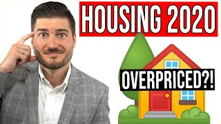 Should You Buy A House In 2020? (LOW INTEREST RATES!)