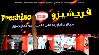 preview picture of video 'Freshiso Juice and Shawarma Bar Opening at Saqar Quraish St'