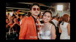 Daniel Padilla and Kathryn Bernardo The Hows of Us Premiere Night   Video by Nice Print Photography